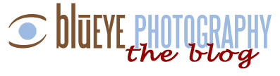 Blueye Photography logo